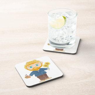 Vincent van Gogh Beverage Coaster