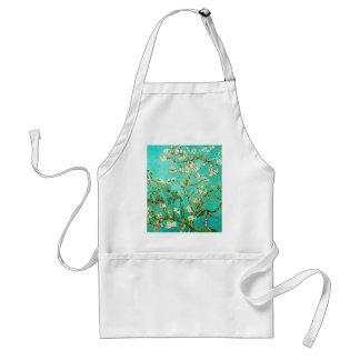 Vincent van Gogh Blossoming Almond Tree Adult Apron