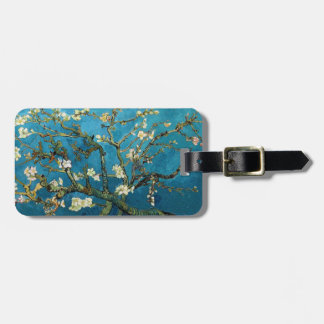Vincent van Gogh, Blossoming Almond Tree Bag Tag