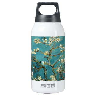 Vincent Van Gogh - Blossoming Almond Tree Blossoms Insulated Water Bottle