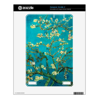 Vincent Van Gogh Blossoming Almond Tree Branches Kindle 2 Decals