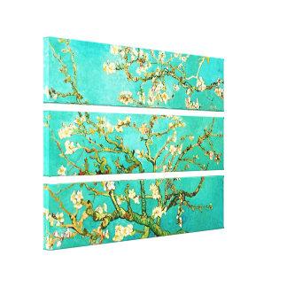 Vincent van Gogh Blossoming Almond Tree Canvas Print