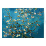 Vincent van Gogh, Blossoming Almond Tree Greeting Cards