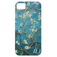 Vincent van Gogh, Blossoming Almond Tree iPhone 5 Cover