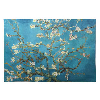 Vincent van Gogh, Blossoming Almond Tree Cloth Placemat