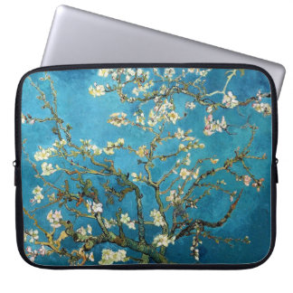 Vincent van Gogh, Blossoming Almond Tree Computer Sleeves