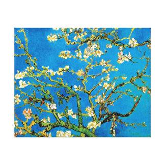 Vincent Van Gogh - Blossoming Almond Tree Fine Art Canvas Print
