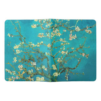 Vincent Van Gogh Blossoming Almond Tree Floral Art Extra Large Moleskine Notebook