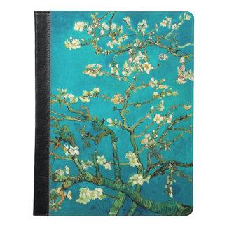 Vincent Van Gogh Blossoming Almond Tree Floral Art iPad Case