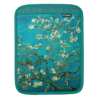 Vincent Van Gogh Blossoming Almond Tree Floral Art iPad Sleeve
