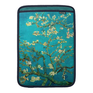 Vincent Van Gogh Blossoming Almond Tree Floral Art MacBook Air Sleeve