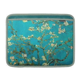 Vincent Van Gogh Blossoming Almond Tree Floral Art MacBook Sleeves