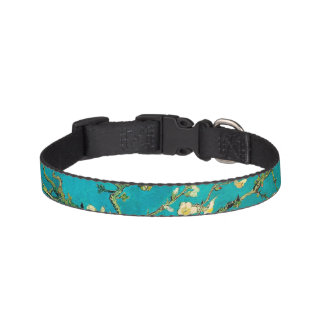 Vincent Van Gogh Blossoming Almond Tree Floral Art Pet Collar