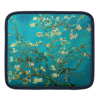 Vincent Van Gogh Blossoming Almond Tree Floral Art Sleeves For iPads