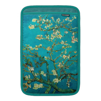 Vincent Van Gogh Blossoming Almond Tree Floral Art Sleeves For MacBook Air