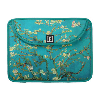 Vincent Van Gogh Blossoming Almond Tree Floral Art Sleeves For MacBooks