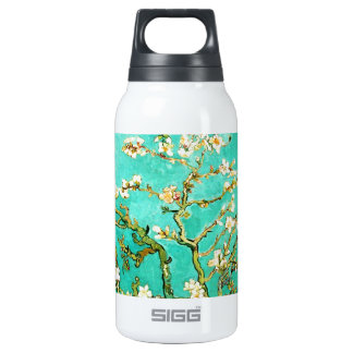 Vincent van Gogh Blossoming Almond Tree Insulated Water Bottle