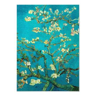 Vincent Van Gogh Blossoming Almond Tree 4.5x6.25 Paper Invitation Card