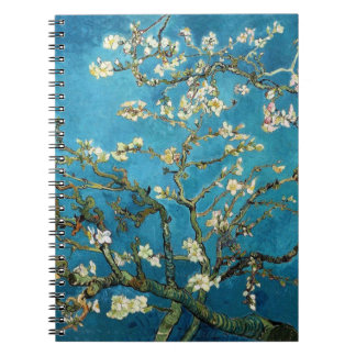 Vincent van Gogh, Blossoming Almond Tree Notebook