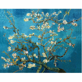 Vincent van Gogh, Blossoming Almond Tree Photo Cutouts