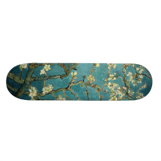 Vincent Van Gogh - Blossoming Almond Tree Skateboards