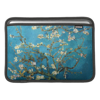 Vincent van Gogh, Blossoming Almond Tree Sleeve For MacBook Air