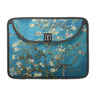 Vincent van Gogh, Blossoming Almond Tree Sleeves For MacBook Pro