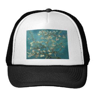 Vincent Van Gogh -  Blossoming Almond Tree Trucker Hat