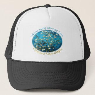 Vincent van Gogh, Blossoming Almond Tree Trucker Hat