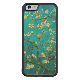 Vincent Van Gogh Blossoming Almond Tree Carved® Maple iPhone 6 Bumper Case