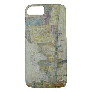 Vincent van Gogh - Boulevard de Clichy iPhone 7 Case
