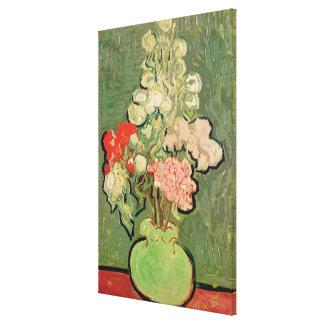 Vincent van Gogh | Bouquet of flowers, 1890 Canvas Print