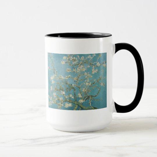 Vincent Van Gogh Branches of Almond Tree Mug
