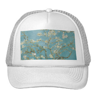 Vincent_van_Gogh_-_Branches_of_an_Almond_Tree_ Gorro De Camionero