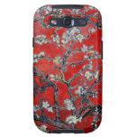 Vincent van Gogh Branches with Almond Blossom Samsung Galaxy SIII Cases
