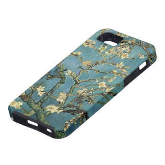 Vincent van Gogh Branches with Almond Blossom iPhone 5 Cases