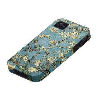 Vincent van Gogh Branches with Almond Blossom Case-Mate iPhone 4 Case