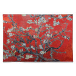 Vincent van Gogh Branches with Almond Blossom Place Mats