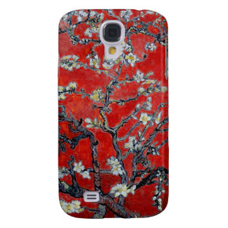 Vincent van Gogh Branches with Almond Blossom Samsung Galaxy S4 Cover