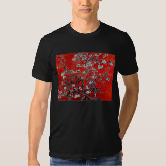 Vincent van Gogh Branches with Almond Blossom Shirt