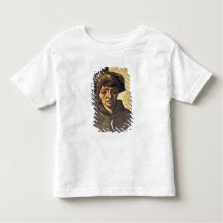 Vincent van Gogh | Bust of a Peasant, 1884 Toddler T-shirt