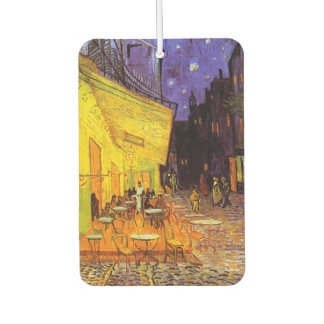 Vincent Van Gogh Cafe Terrace At Night Fine Art Air Freshener