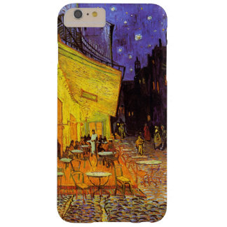 Vincent Van Gogh Cafe Terrace At Night Fine Art Barely There iPhone 6 Plus Case