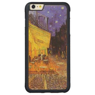 Vincent Van Gogh Cafe Terrace At Night Fine Art Carved Maple iPhone 6 Plus Bumper Case