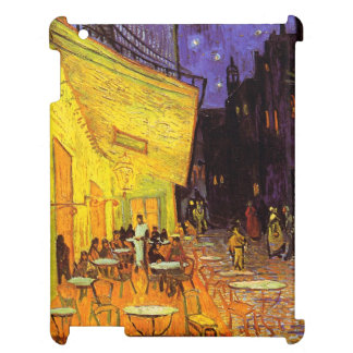 Vincent Van Gogh Cafe Terrace At Night Fine Art Case For The iPad 2 3 4