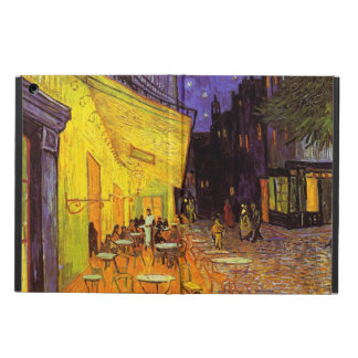 Vincent Van Gogh Cafe Terrace At Night Fine Art Cover For iPad Air