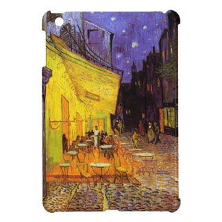 Vincent Van Gogh Cafe Terrace At Night Fine Art Cover For The iPad Mini