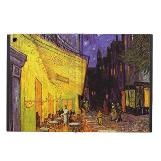 Vincent Van Gogh Cafe Terrace At Night Fine Art iPad Air Cover