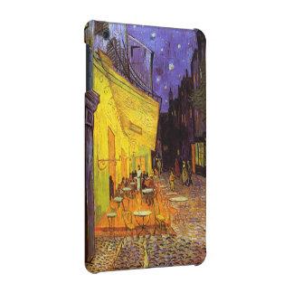 Vincent Van Gogh Cafe Terrace At Night Fine Art iPad Mini Cover