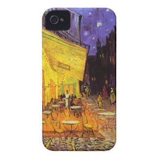 Vincent Van Gogh Cafe Terrace At Night Fine Art iPhone 4 Case